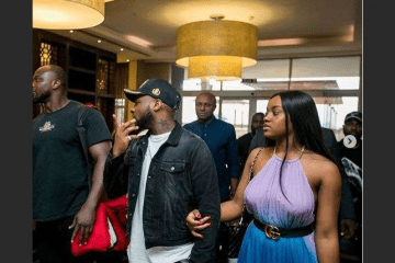 davido and chioma breakup
