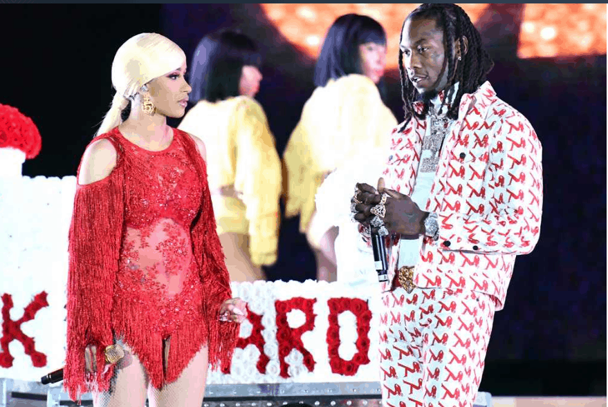 offset apology to cardi b