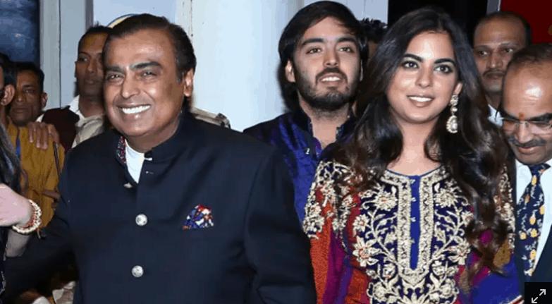 indian billionaire daughter