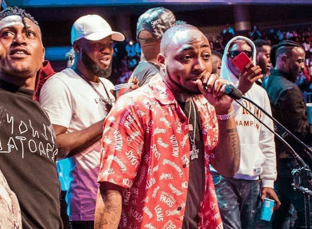 Davido Music Worldwide DMW
