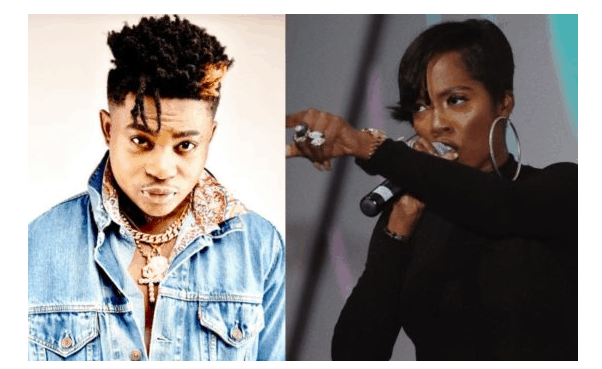 Danny accuses Tiwa Savage