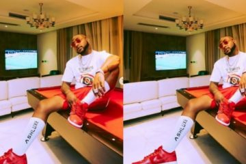 Davido net worth 2020