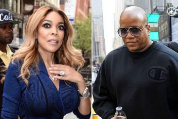 Wendy Williams husband kevin hunter