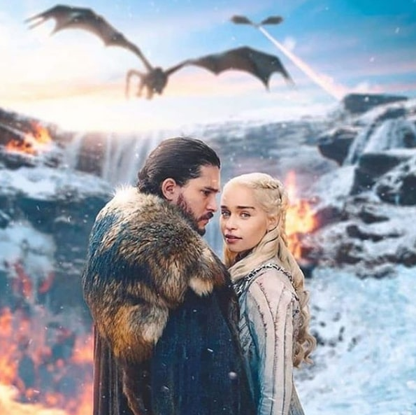 Jon Snow in Rehab