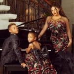Mr P Wife and Kids: Peter Picks Family Over Rudeboy
