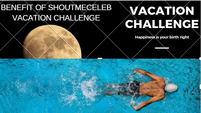 Shoutmeceleb Vacation Challenge