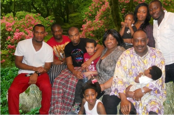 Don Jazzy Family