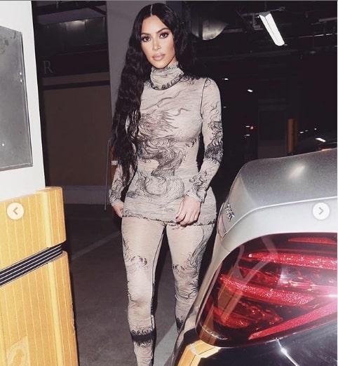 Kim Kardashian Support ex criminals getting back into society