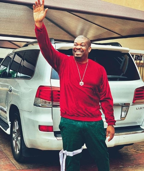 Net Worth of Don Jazzy