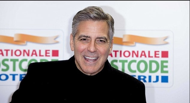 George Timothy Clooney US Actor