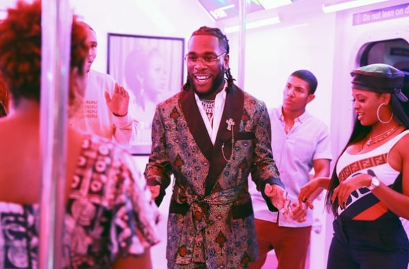How much is burna boy net worth