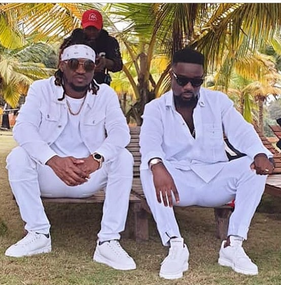 Sarkodie Ft Rudeboy Lucky Mp3 Download