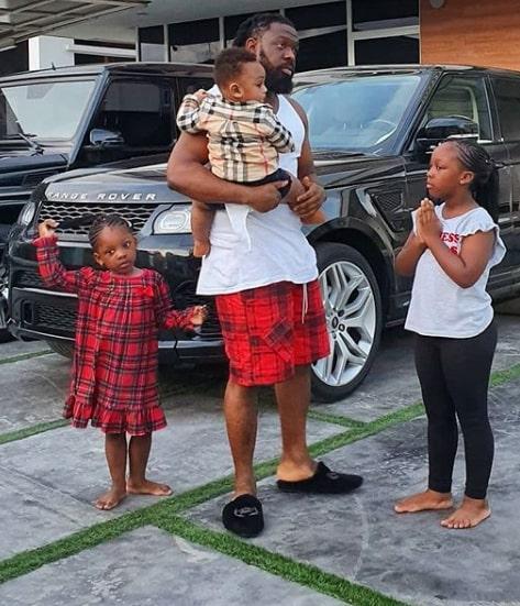 Timaya Kids and baby mamas