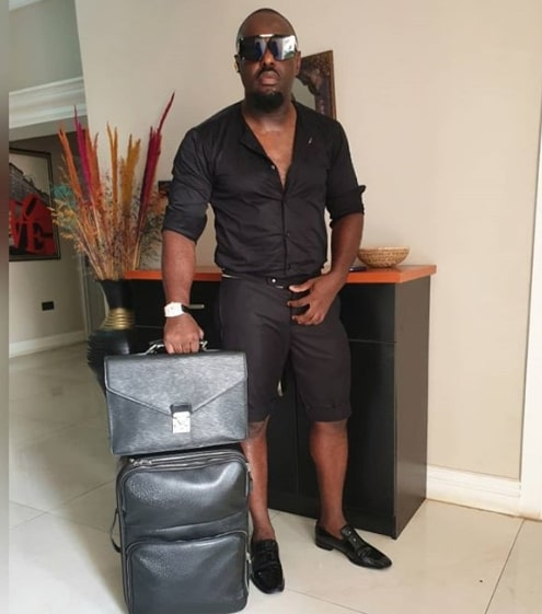 Jim Iyke Net Worth 2019