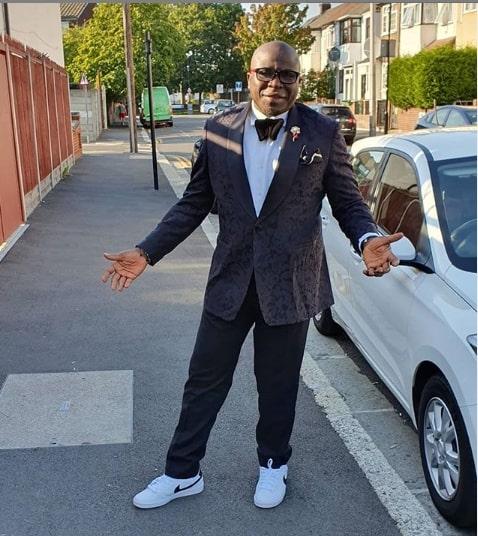 How much is Gbenga Adeyinka net worth