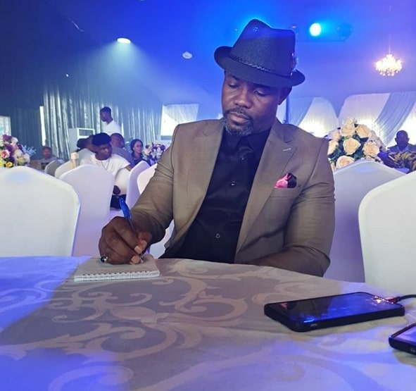 How much is okey bakassi net worth