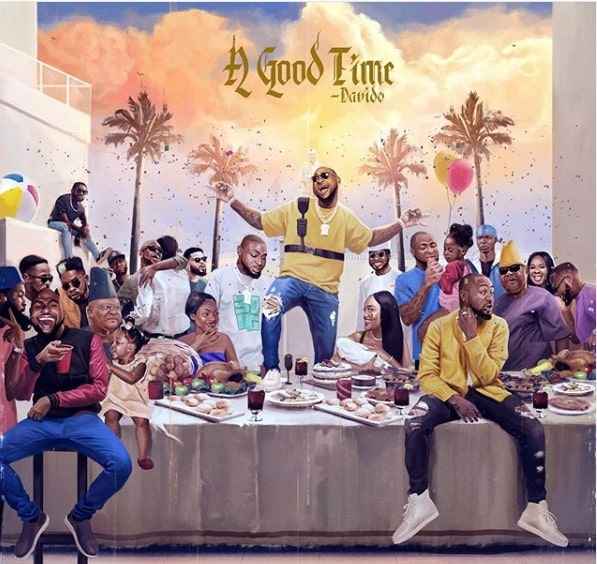 Davido a Good Time Album: OBO 3rd Studio Album