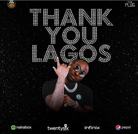 How many endorsement deals does Davido have