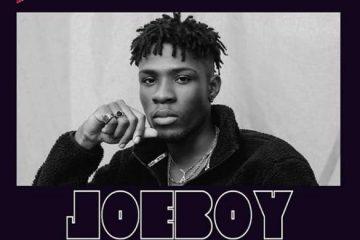 Joeboy all for you lyrics