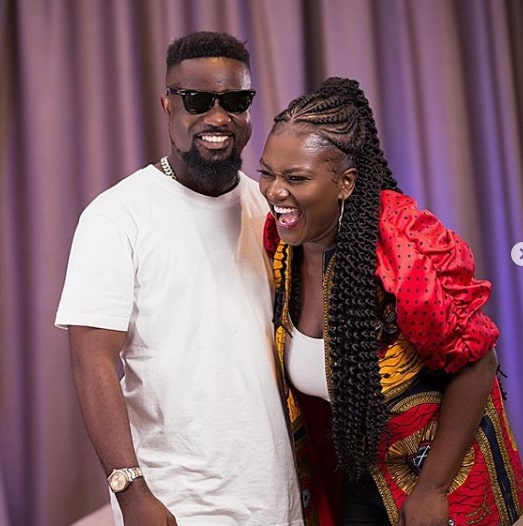 What is the net worth of Sarkodie