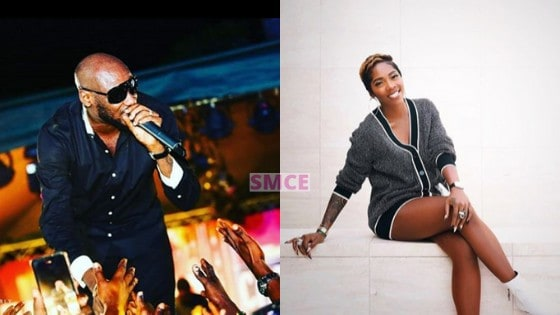 2Face ft Tiwa Savage Ginger Lyrics