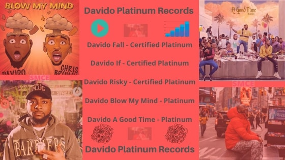 Davido Platinum Records