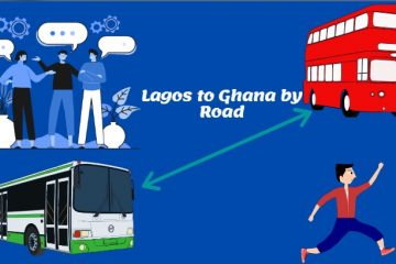 From Lagos to Ghana by Road