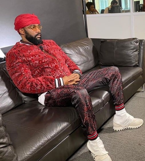 How Much is Fally Ipupa Net Worth