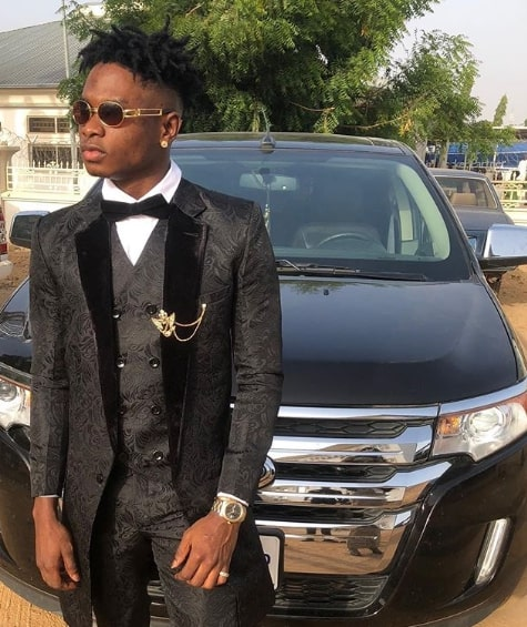 How much is Lil Kesh net worth