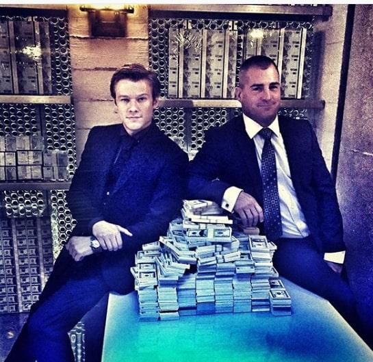 How much is Lucas Till net worth