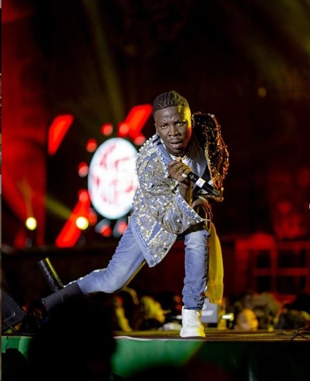 How much is Stonebwoy net worth