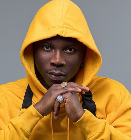 Net worth of Stonebwoy
