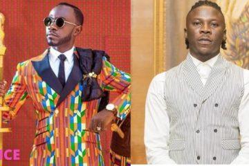 Stonebwoy and Okyeame Kwame net worth