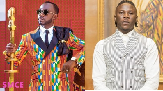 Stonebwoy and Okyeame Kwame net worth