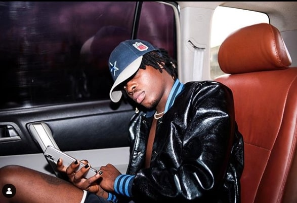 Fireboy DML New York City Girl Lyrics