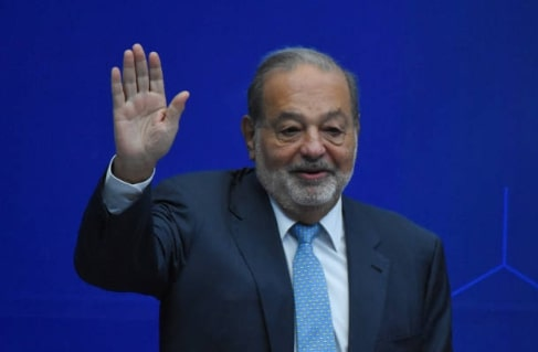 Net worth of Carlos Slim Helu 2020