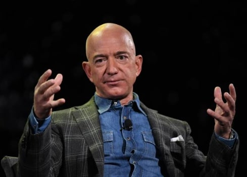 Net worth of Jeff Bezos 2020