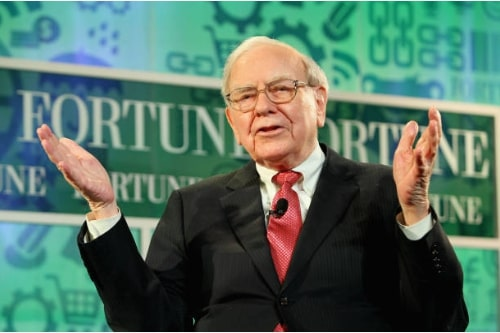 Net worth of Warren Buffet 2020