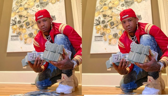 Forbes Moneybagg Yo worth