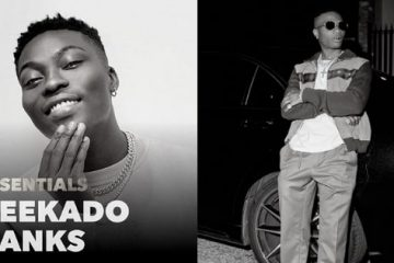 Reekado Banks ft Wizkid omo olomo lyrics