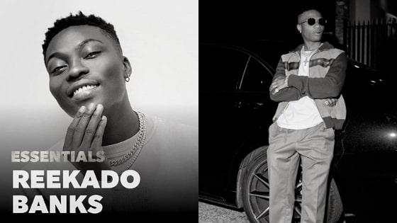 Reekado Banks ft Wizkid omo olomo lyrics