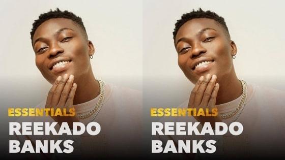 Reekado Banks omo olomo lyrics