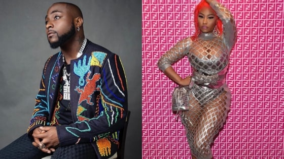 Davido ft Nicki Minaj Holy Ground Lyrics