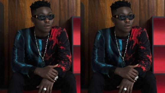 Reekado Banks Speak To Me Lyrics