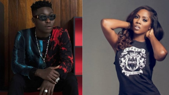 Reekado Banks ft Tiwa Savage Speak To Me Lyrics