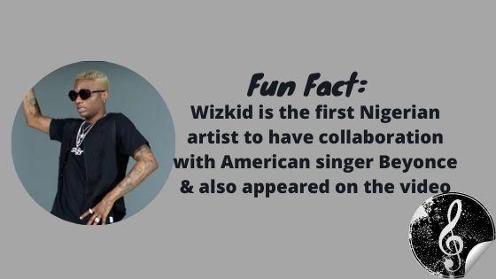 Wizkid Fun Facts