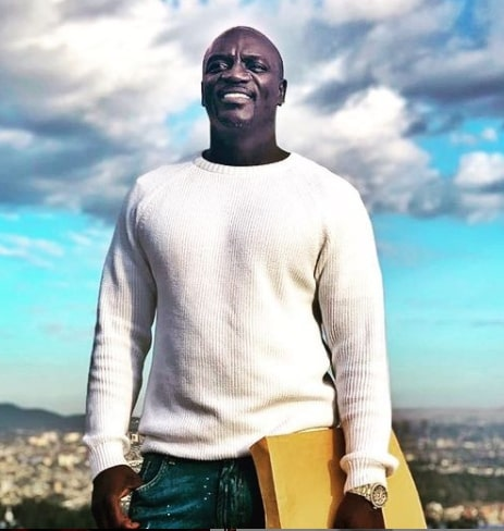 Akon Senegalese Musician