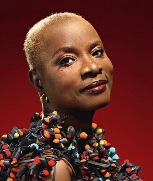 Angelique Kidjo Beninese Musician