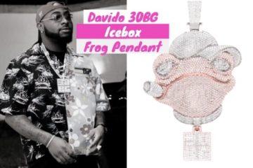 Davido Icebox Frog Pendant (1)