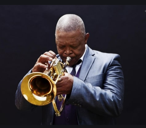 Hugh Masekela South African Musician